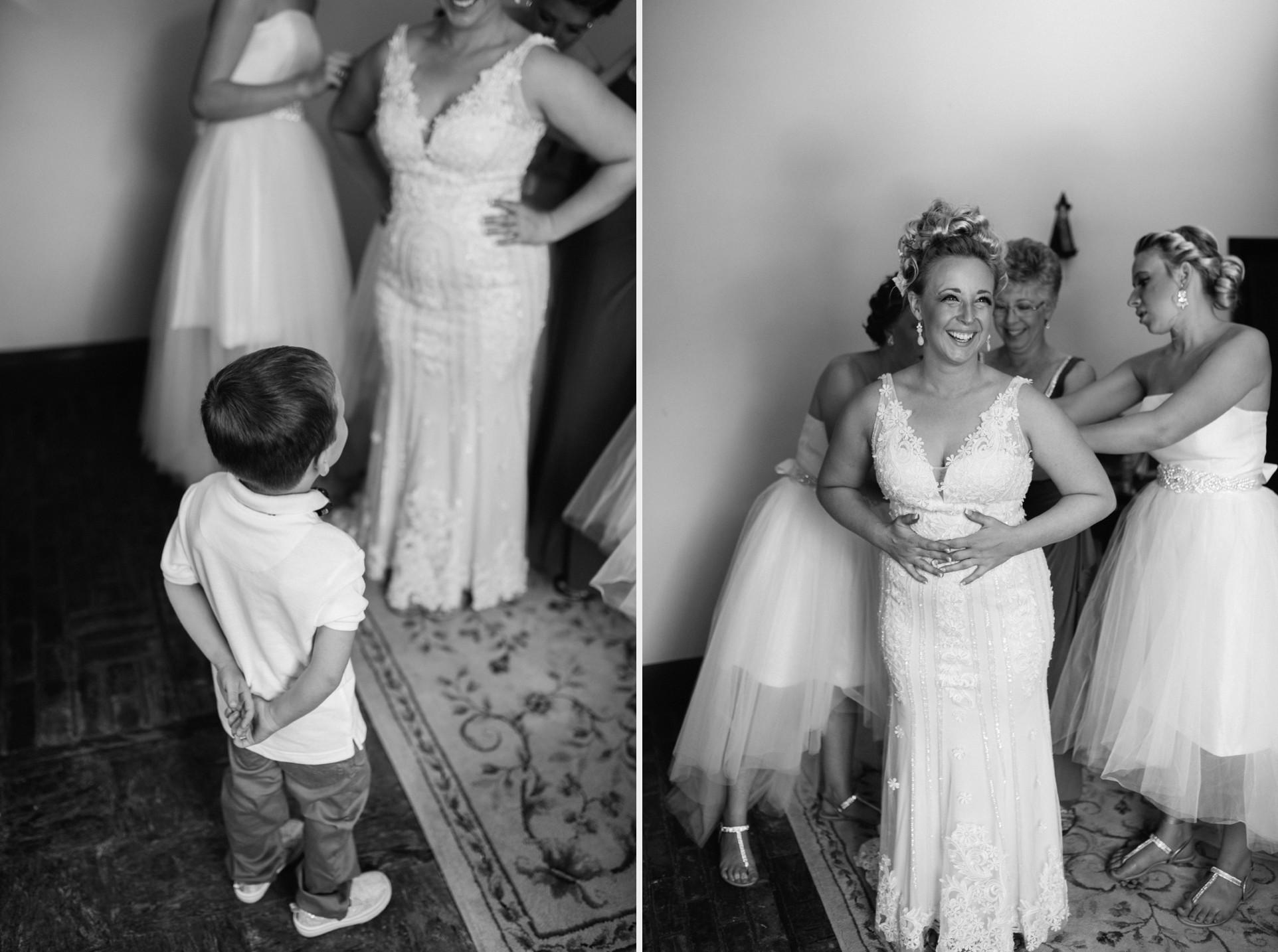 Birch House Wedding - Yellow Springs, Ohio - Emily + Joe ...