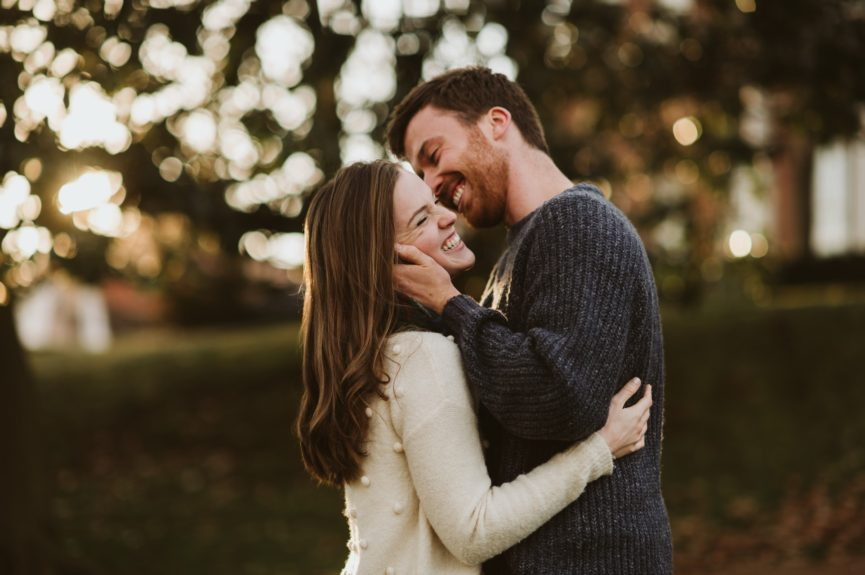 Annapolis Engagement Session – Ellie + Evan